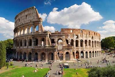 شهر رم-ایتالیا