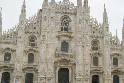 راهنمای ارزان سفر به میلان ایتالیا و لوگانو سوییس