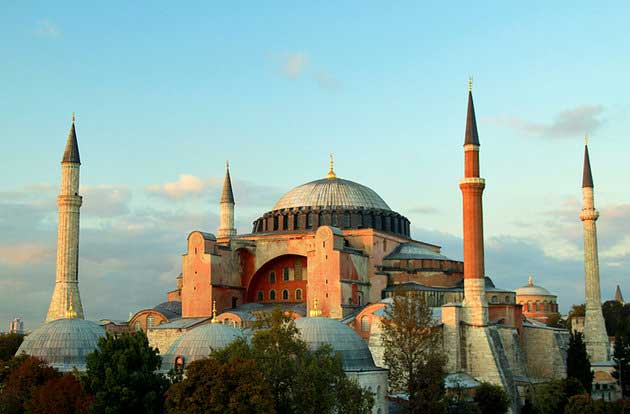 مسجد ایا صوفیه استامبول