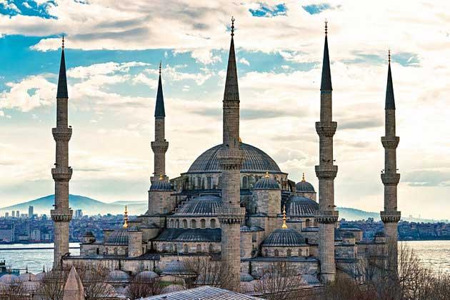 مسجد آبی استامبول