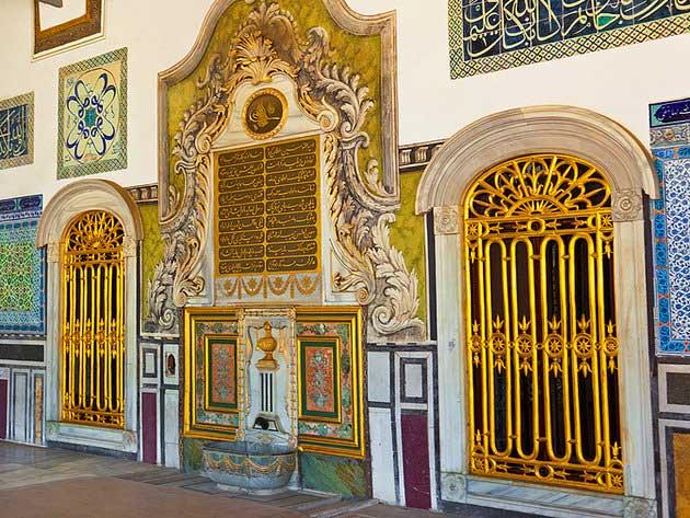 کاخ توپکاپی استامبول