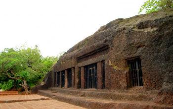 غارهای گوا هند