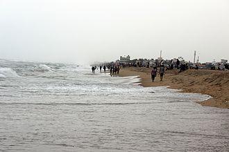 ساحل Elloits  در چنا