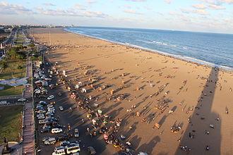 ساحل مارینا در چنا