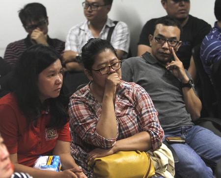 بازماندگان پرواز RQ8501 اندونزی به سنگاپور