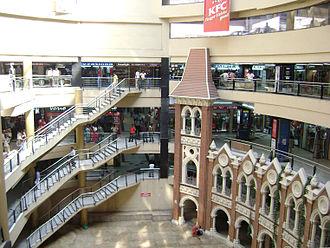 مرکز خرید Spencer Plaza