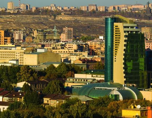 مرکز تجارت پلازا الیت ایروان