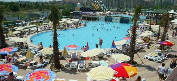 پارک آبی استانبول