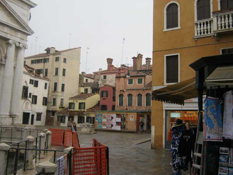 حرکت به میدان سن مارکو ونیز ایتالیا-ارزان سفر