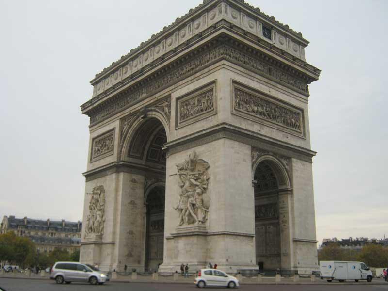 میدان پیروزی پاریس
