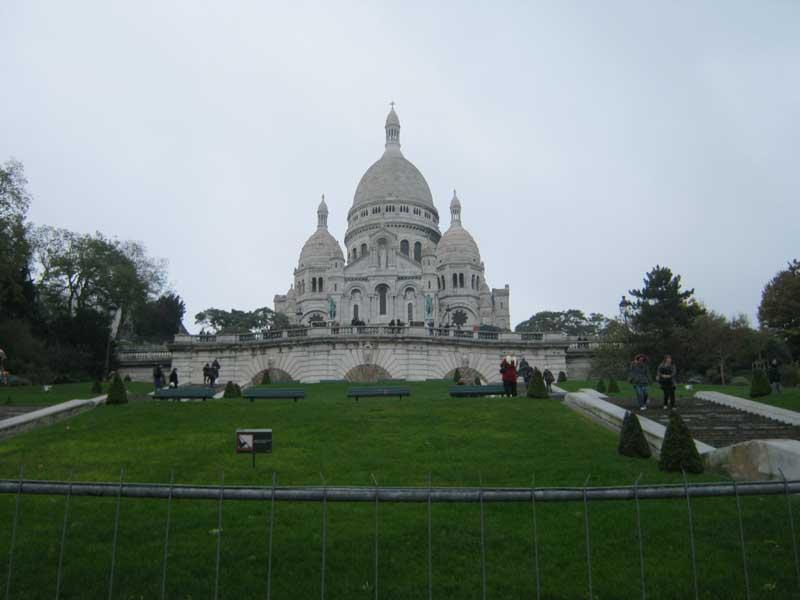 کلیسای سکره کر پاریس