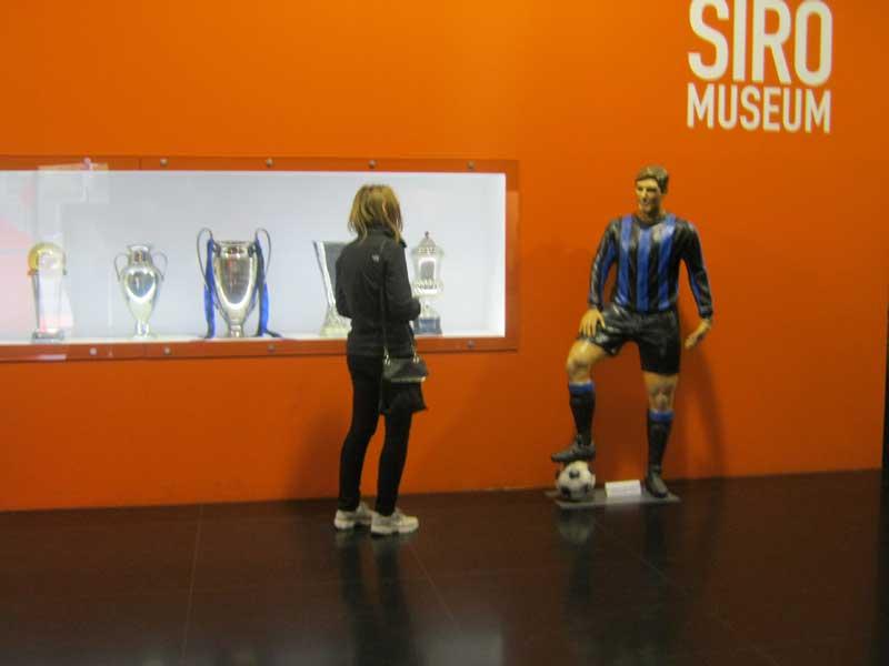 موزه استادیم سن سیرو میلان