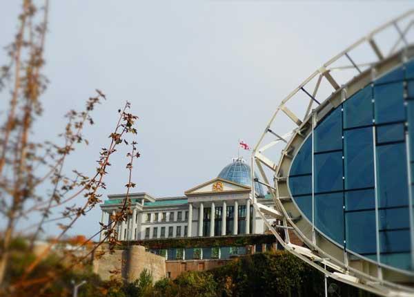 کاخ ریاست جمهوری تفلیس