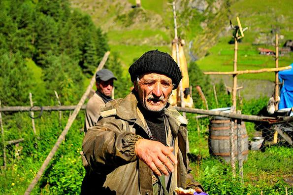 مردم کشور گرجستان
