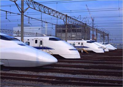 قطار های سریع السیر ژاپن