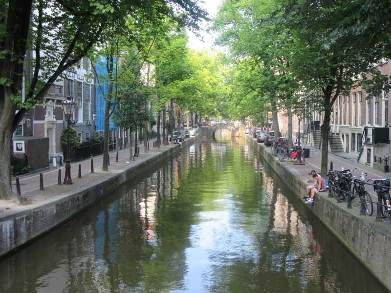 یکی دیگر از کانال های آمستردام