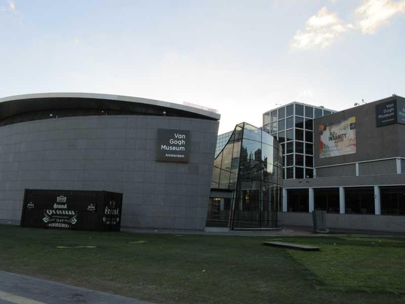 موزه ون گوک آمستردام