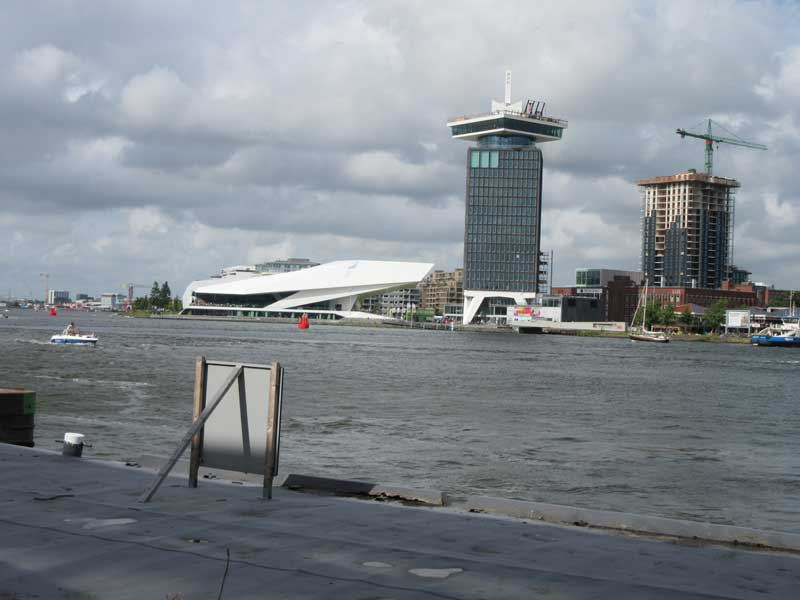 بام آمستردام و نیز موزه فیلم آمستردام