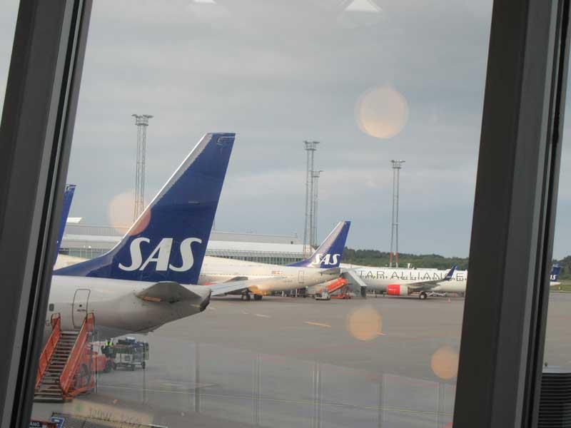 شرکت هواپیمایی SAS اسکاندیناوی