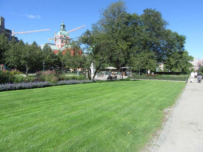 باغ سلطنتی استکهلم