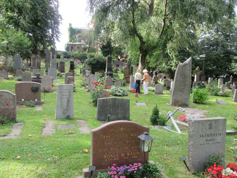 قبرستان استکهلم