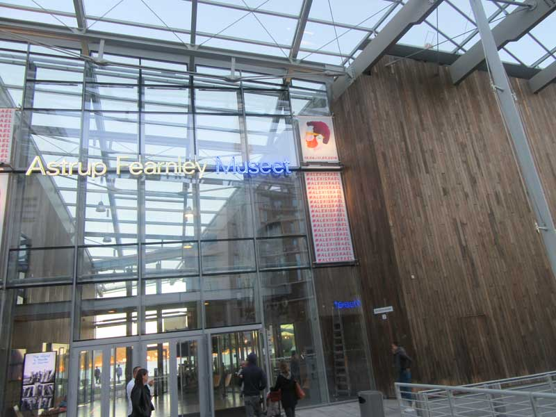 ساختمان موزه هنرهای معاصر اسلو