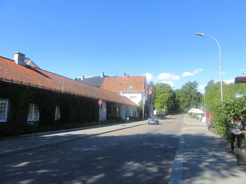 موزه تاریخ و فرهنگ نروژ