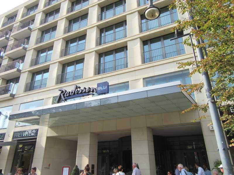 هتل ردیسون بلو برلین