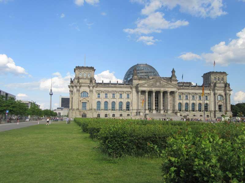 پارلمان آلمان