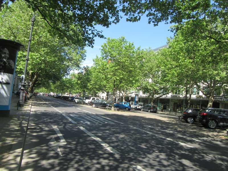 خیابان کورفورستندام برلین